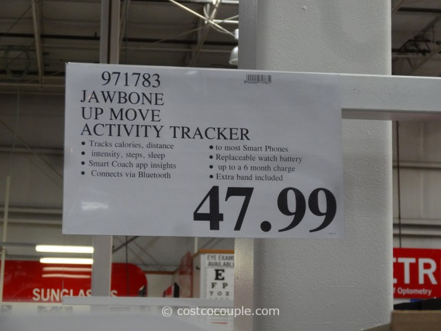 Jawbone Up Move Activity Tracker Costco 1