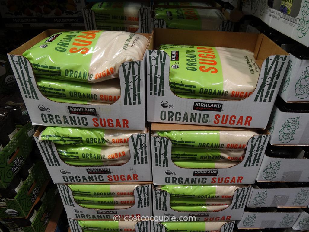 Kirkland Signature Organic Cane Sugar Costco 4