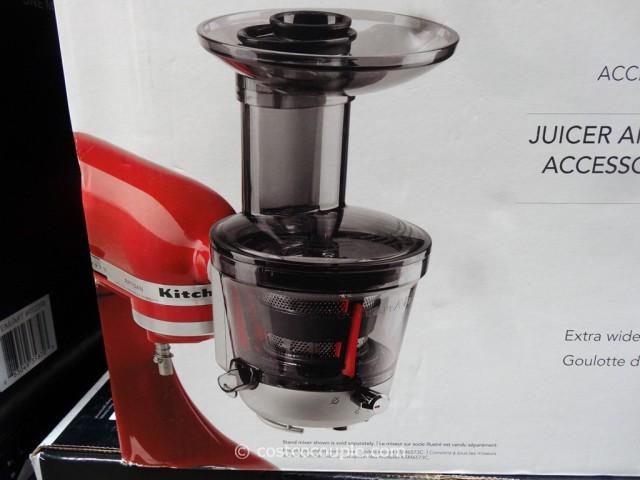 KitchenAid Juicer Attachment Costco 2