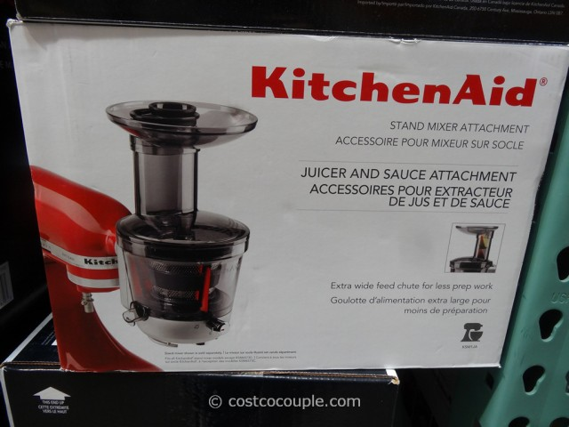 KitchenAid Juicer Attachment Costco 5