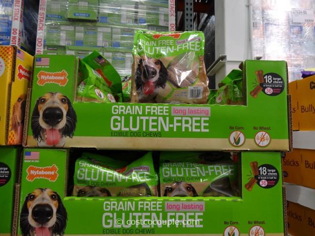 Nylabone Grain Free Dog Chew Costco 2