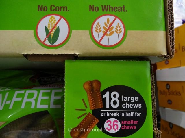 Nylabone Grain Free Dog Chew Costco 3
