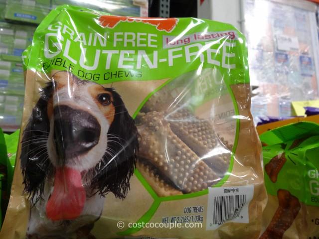 Nylabone Grain Free Dog Chew Costco 4