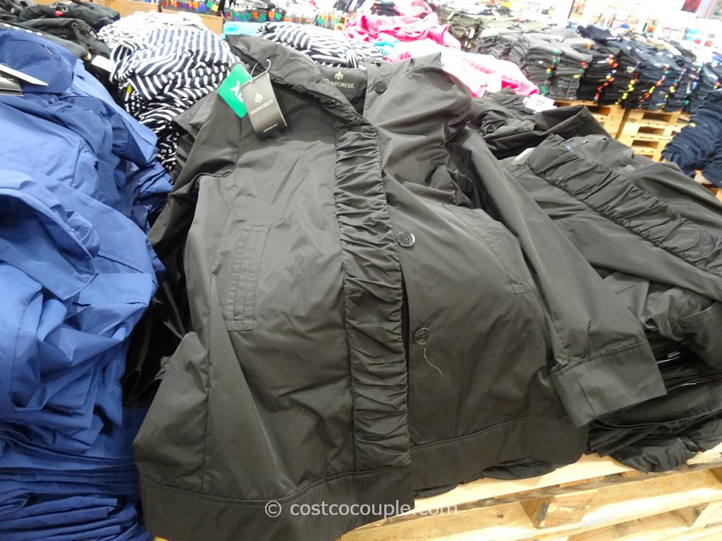Rainforest Ladies Rain Jacket Costco 2