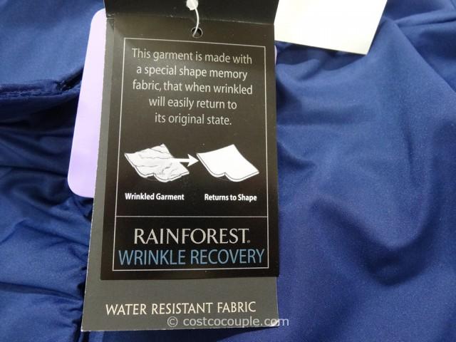Rainforest Ladies Rain Jacket
