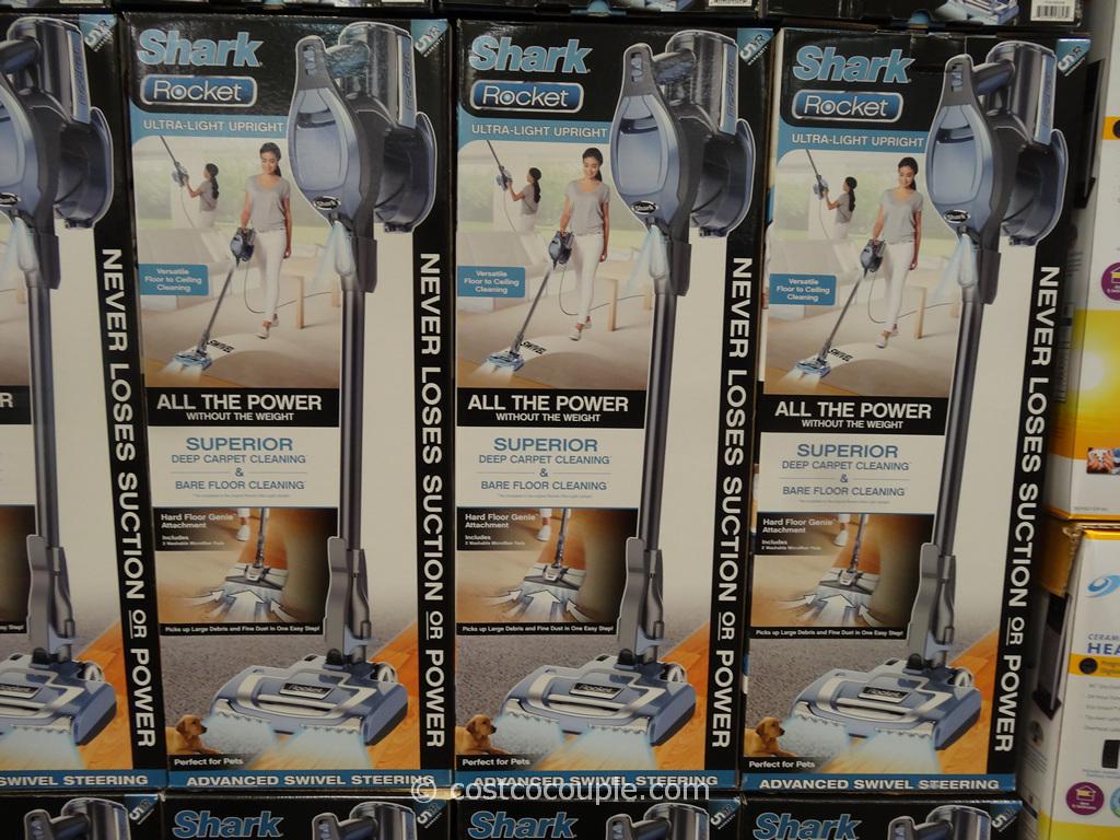 Shark Rocket Corded Stick Vacuum Costco 3