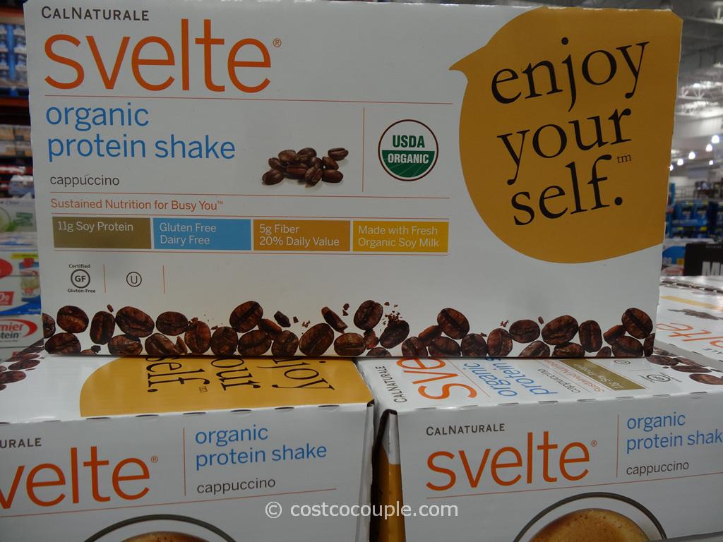 Svelte Organic Protein Shake Costco 2