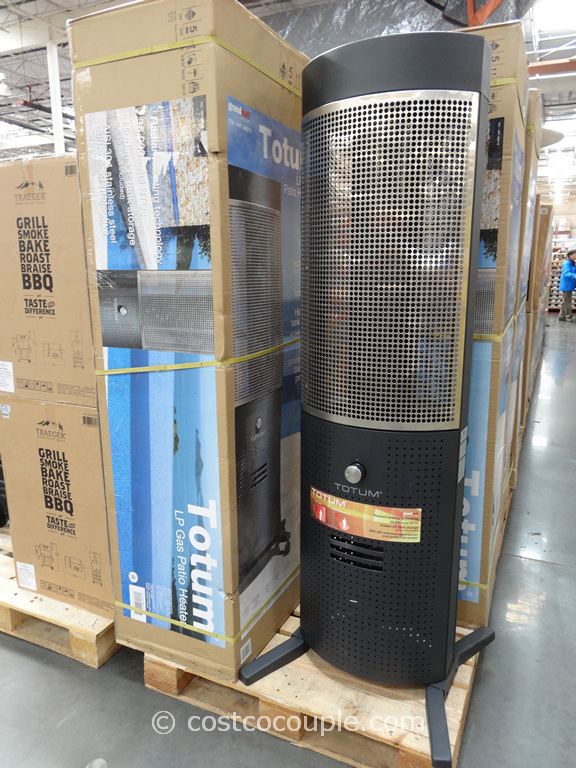Totum Outdoor Patio Propane Heater Costco 2