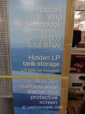 Totum Outdoor Patio Propane Heater Costco 5