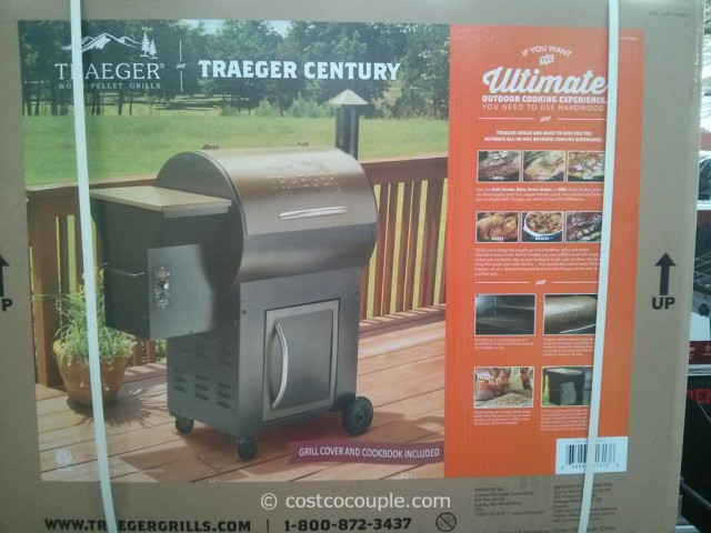 Traeger Wood Pellet Grills Costco PDF Download - oukas info