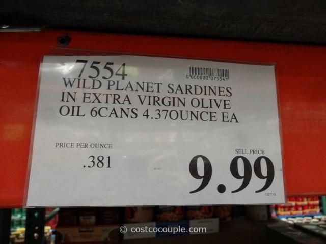 Wild Planet Sardines Costco 1