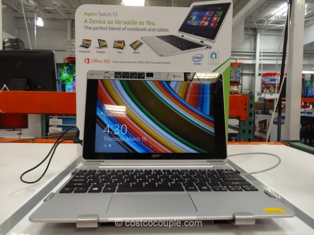 Acer Swith 10 Costco 2
