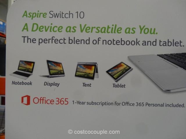 Acer Swith 10 Costco 3