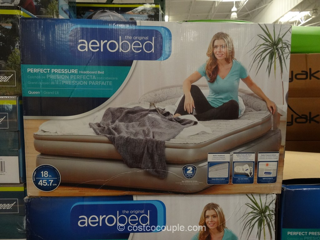 Aerobed Queen Airbed Costco 2