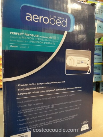 Aerobed Queen Airbed Costco 4