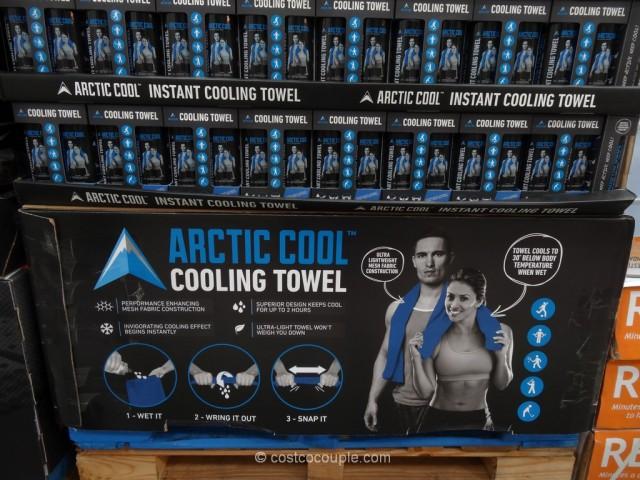 Artic Cool Cooling Towel Costco 2