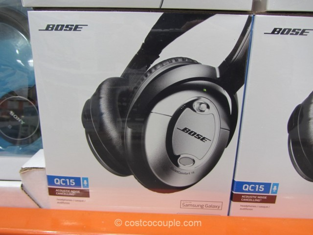 Bose Quiet Comfort 15 Costco 2