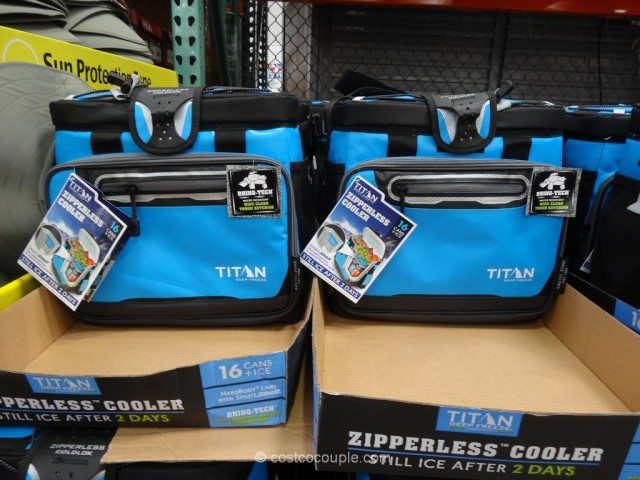 California Innovations Titan Zipperless Cooler Costco 1