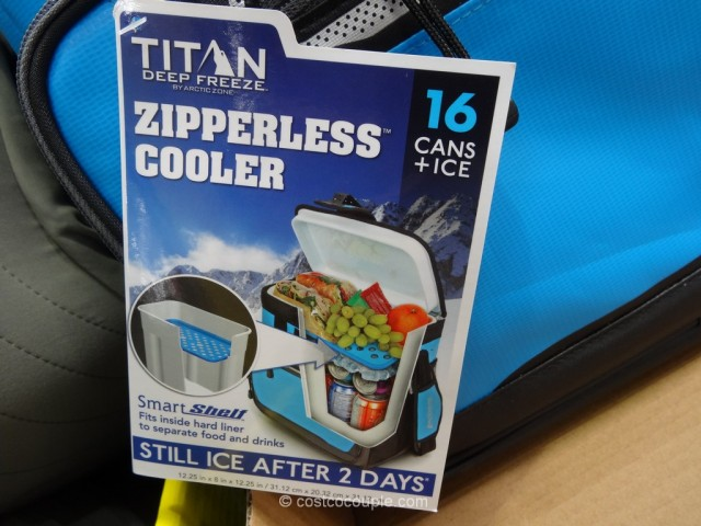 California Innovations Titan Zipperless Cooler Costco 2