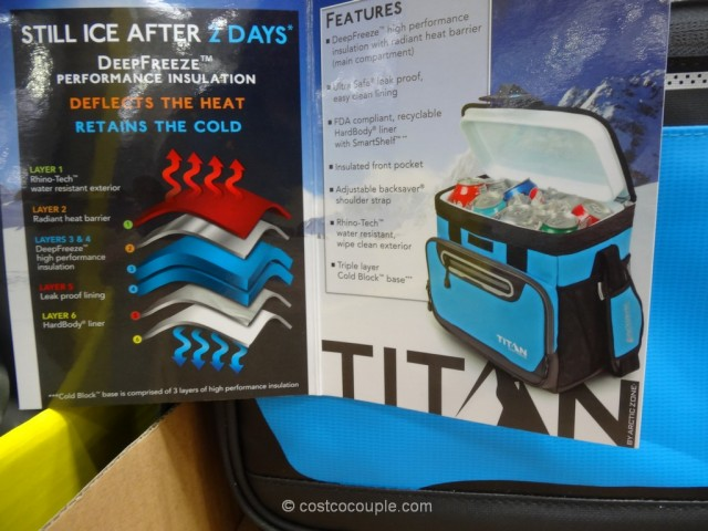California Innovations Titan Zipperless Cooler Costco 3