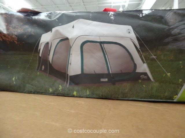 ... Coleman 10-Person Instant Cabin Costco 6 ... & Coleman 10-Person Instant Cabin
