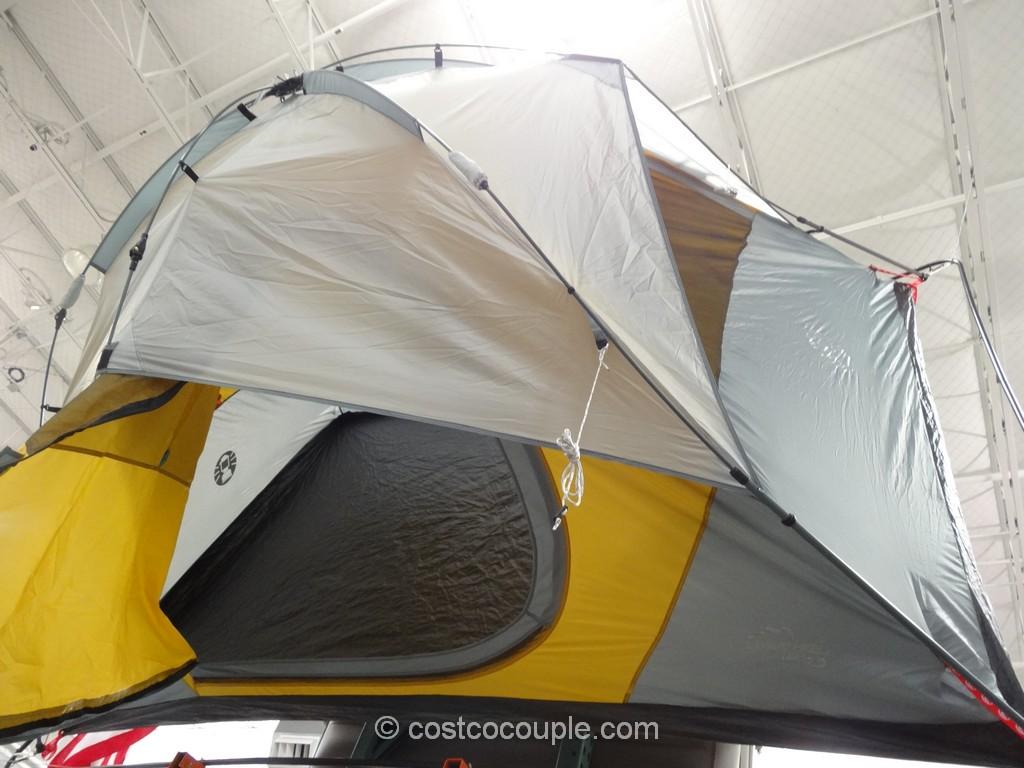 Coleman 5-Person Instant Dome Costco 1