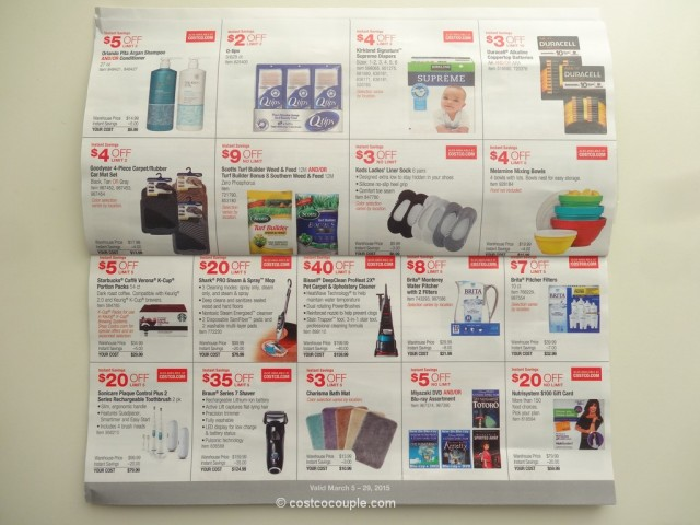 Costco March2015 Coupon Book 4