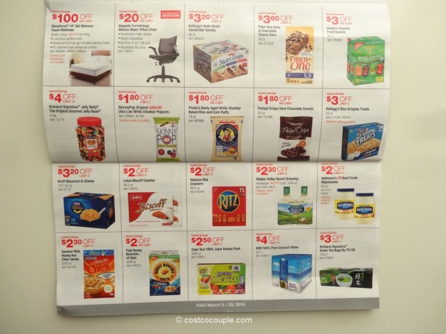 Costco March2015 Coupon Book 5