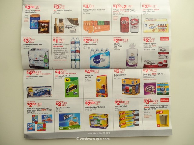 Costco March2015 Coupon Book 6