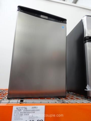 Danby Compact Refrigerator Model# DAR044A4BSLDDU Costco 2