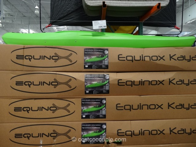 Equinox 104 Sit-In Kayak Costco 4