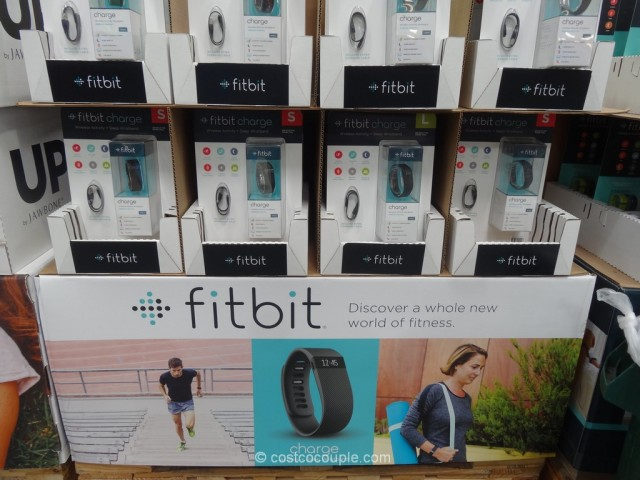 Fitbit Charge Bundle Costco 1
