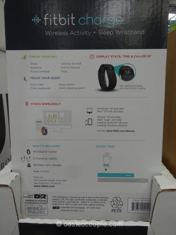 Fitbit Charge Bundle Costco 4