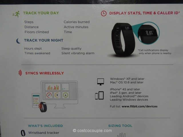 Fitbit Charge Bundle Costco 5