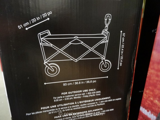 Foldable Wagon Costco 5