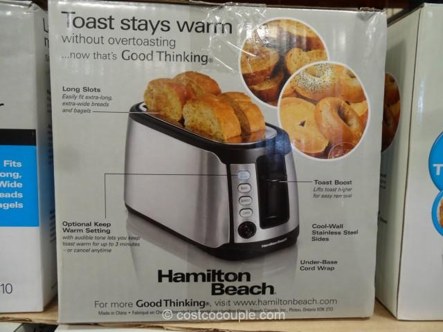 Hamilton Beach Keep Warm Toaster Costco 3