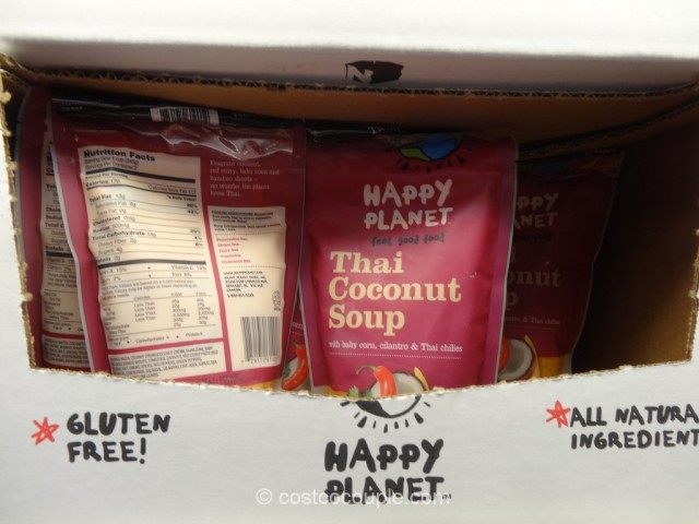 Happy Planet Thai Coconut Soup Costco 2