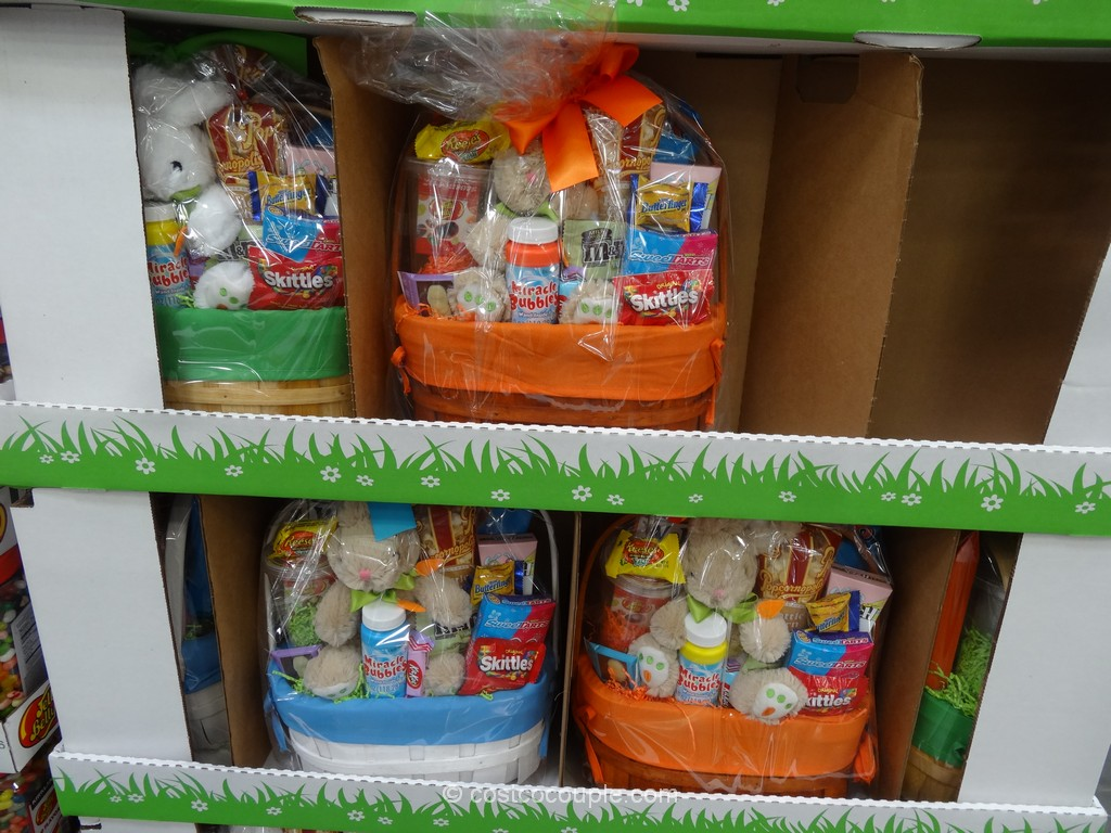 Houdini Easter Basket Costco 2