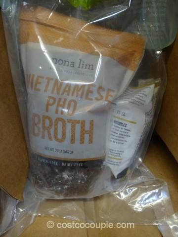 Nona Lim Vietnamese Pho Broth Kit Costco 3