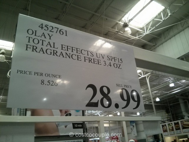 Olay Total Effects With Bonus Cleanser Costco 1