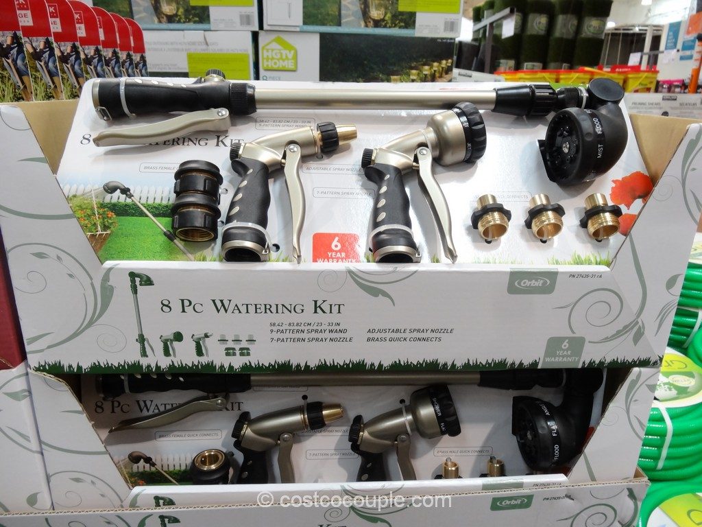 Orbit 8-Piece Watering Kit Costco 2