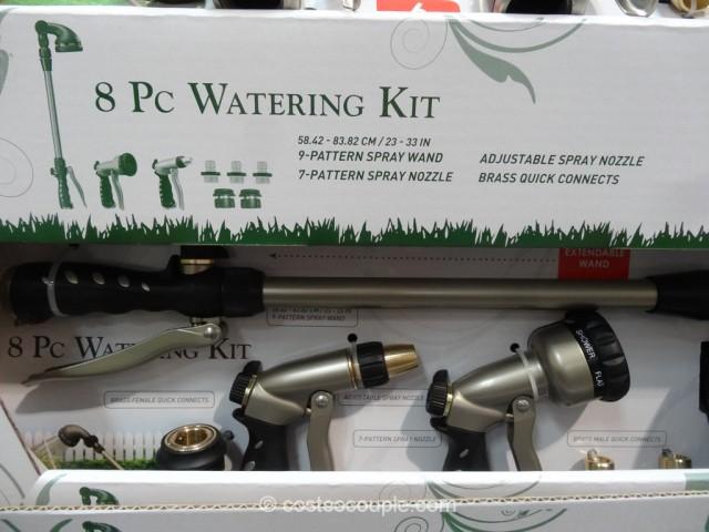 Orbit 8-Piece Watering Kit Costco 3