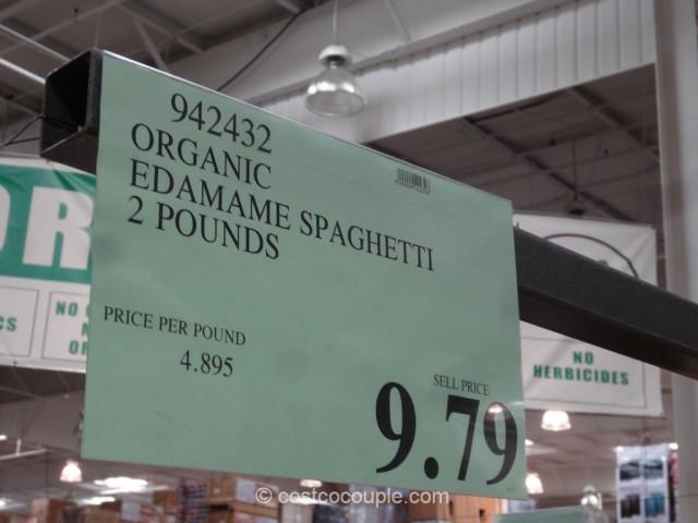 Organic Edamame Spaghetti Costco 1