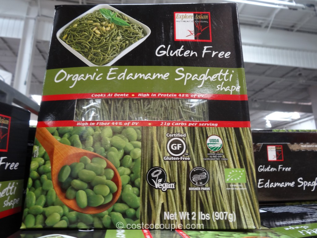 Organic Edamame Spaghetti Costco 2