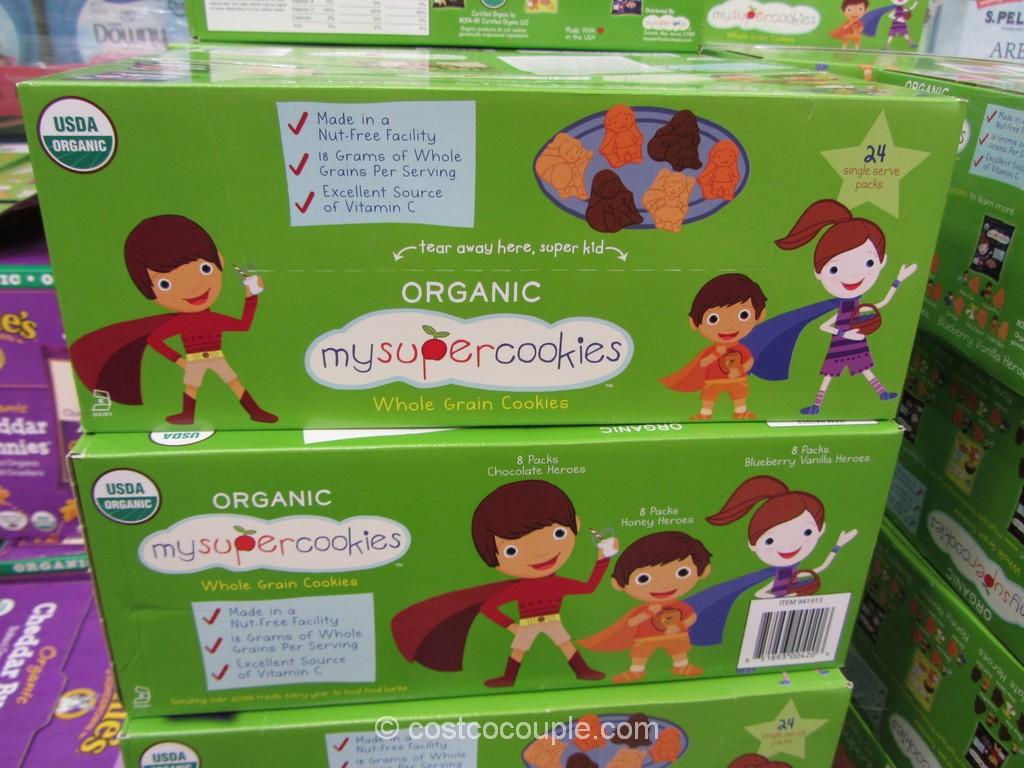 Organic MySuper Cookies Costco 2