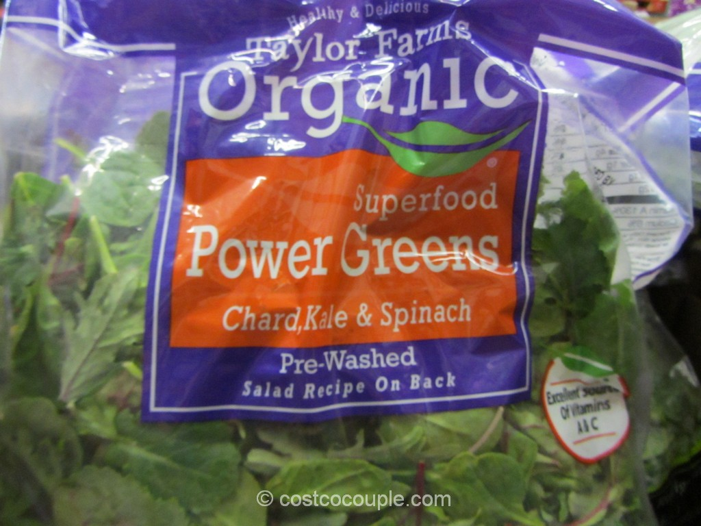 Organic Superfood Power Greens Costco 1