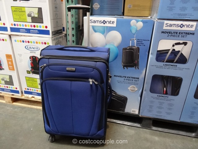 Samsonite MoveLite Extreme 2-Piece Set Costco 6