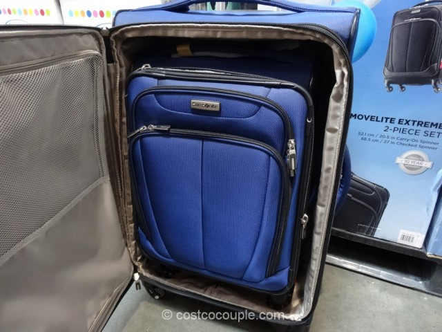 Samsonite MoveLite Extreme 2-Piece Set Costco 8