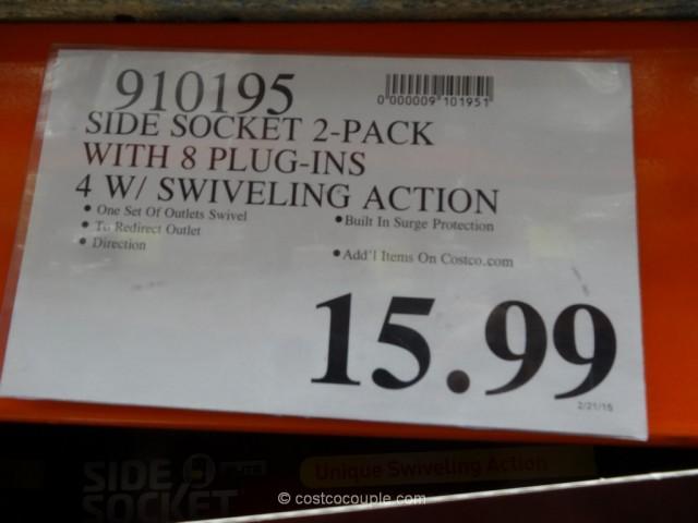 Side Socket Swivel Outlet Costco 2
