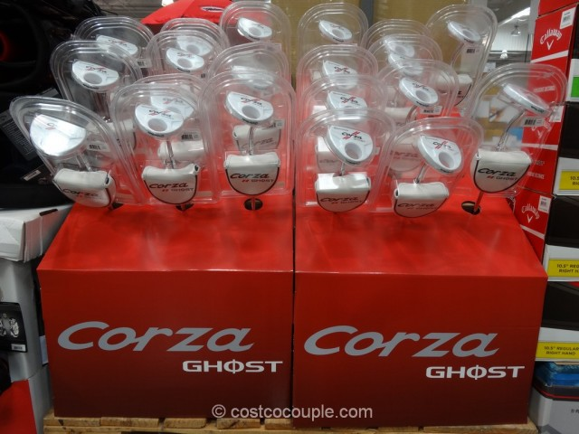 Taylor Made Corza Ghost Putter Costco 2